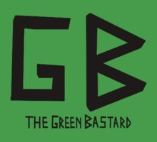 The Green Bastard  by trailerparktees