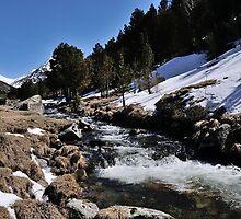 Snowy River Andorra La Vella by arnau2098