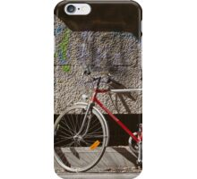 It goes like this  iPhone Case/Skin