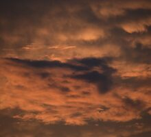Sinking Sun  by thePhotoMaster