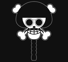 One Piece - Jolly Roger of Sengoku (White) by Juned8052