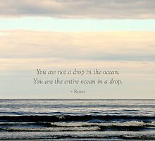 Not a Drop in the Ocean by christazuber