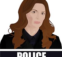Detective Kate Beckett by folkgirl