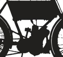 Triumph No.1 1902 Sticker