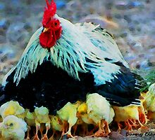 Fancy Chickens:  Yes, I'm a Stay at Home Mom!  What Do You Mean, What Do I Do All Day? by Bunny Clarke