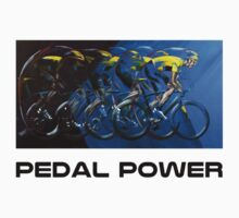 Pedal Power by Andy Farr