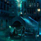 Venice Moon by Aimee Stewart