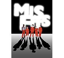 Misfits Fan Art Photographic Print