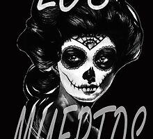 Los Muertos by Shoemake