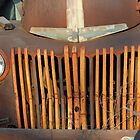 Rusty Old Ford by Vivian Sturdivant