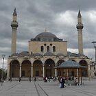 Selimiye camii,Konya by rasim1