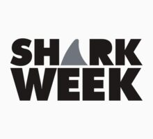 SHARK WEEK by 2E1K