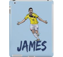 James Colombia iPad Case/Skin