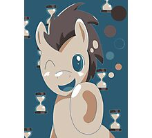 doctor whooves Photographic Print
