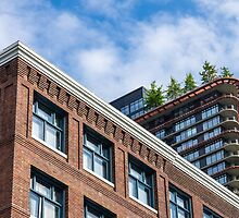 Gastown Skyline by MichaelJP