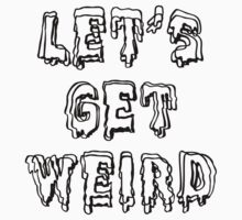Trippy Weird by JediNinjaTurtle