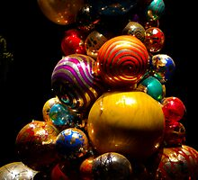 Dale Chihuly Marble Glass Art by Alemay