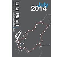 Ironman Lake Placid 2014 Photographic Print