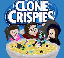 Clone Cripsies by LanaLlama