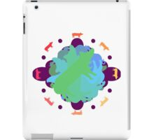 World of Pigs iPad Case/Skin
