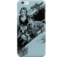 Painted Death iPhone Case/Skin