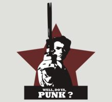 Do ya, punk ? by Clintyezis