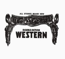 Double Action Western Kids Clothes