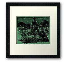 Treasure of the Mala Tierra Framed Print