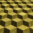 Geometric abstract by DianaC