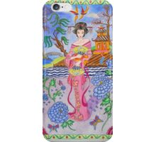 Willow Garden iPhone Case/Skin