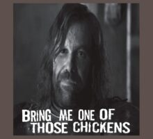The Hound And The Chicken by Towerjunkie