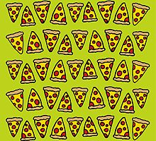 Pop Punk Pizza by megs082