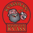 KVASSMAN! by Smallbrainfield