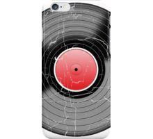 Vinyl Record 2 Worn Well (please see description) iPhone Case/Skin