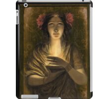 She Walks in Beauty iPad Case/Skin