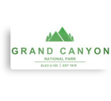 Grand Canyon National Park, Colorado Canvas Print