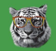 Tiger Glasses Kids Clothes