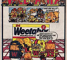 Weetabix advert 2 by Jessta