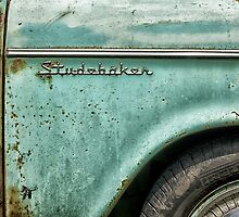 Studebaker Lark VIII American Automobile by Andrew Harker