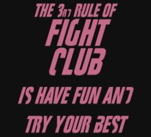 the 3rd OF FIGHT CLUB by Sulkainenkissa