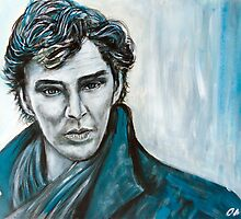 Sherlock by olivia-art