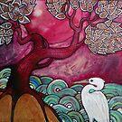Dusky River by Lynnette Shelley