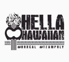 Hella Hawaiian by JaymanCreative