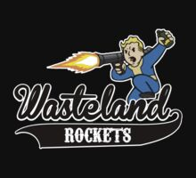 Wasteland Rockets by yebouk