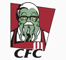 Cthulhu Fried Chicken by Devius