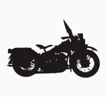 Harley Davidson 1942 WLC by Tessai-Attire