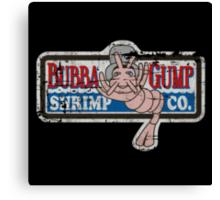Bubba Gump Shrimp co Canvas Print