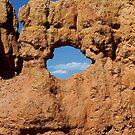Window. Bryce Canyon National Park. Utah by Alex Preiss