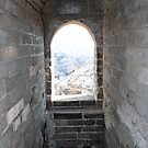 Inside the Great Wall by signaturelaurel