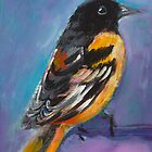 Oriole by Liz Thoresen